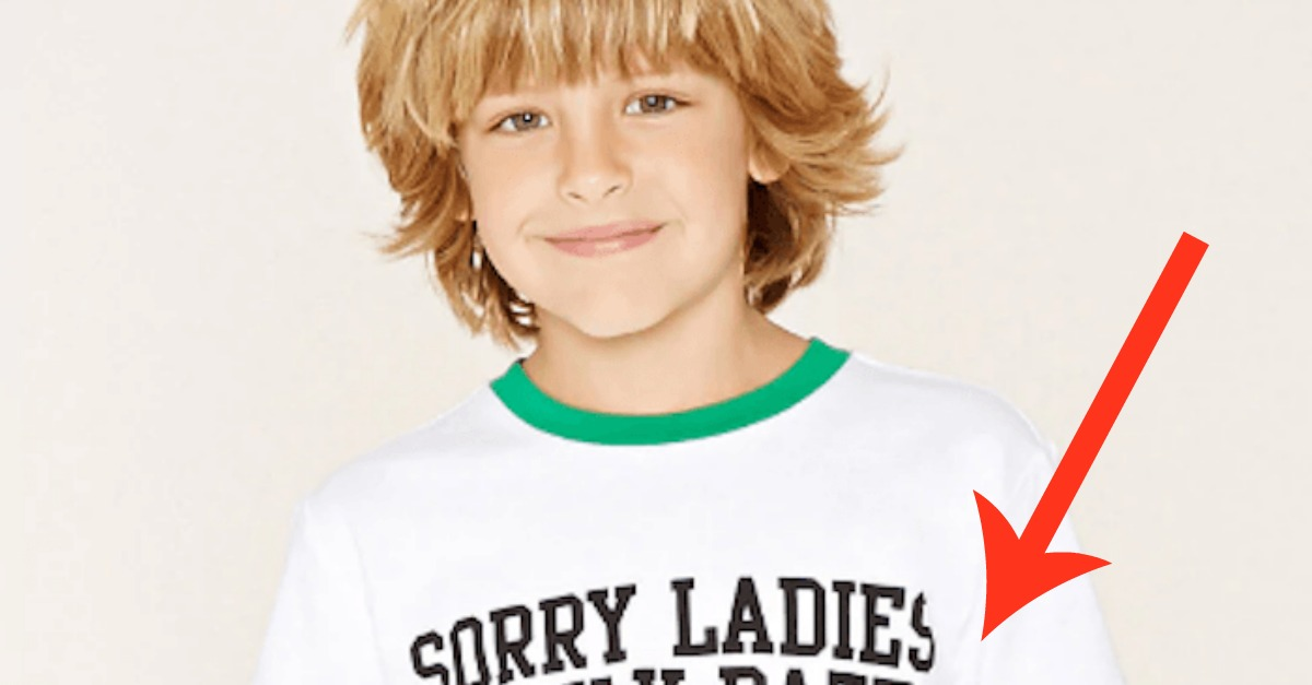Forever 21 Pulls Completely Inappropriate Boys Tees After