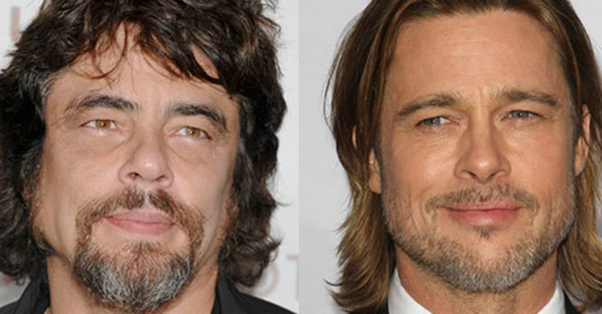 30 celebrities who look exactly like other celebrities