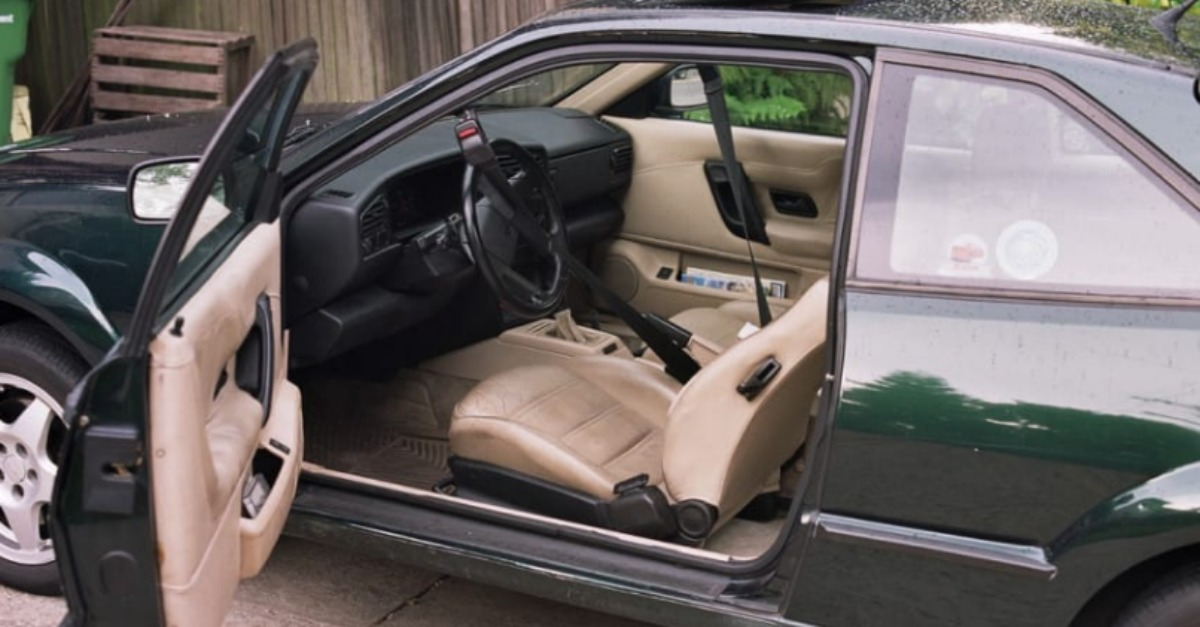 Here\u0027s Why You Should NEVER Open Car Doors With Your Left Hand | 22 Words & Here\u0027s Why You Should NEVER Open Car Doors With Your Left Hand | 22 ...