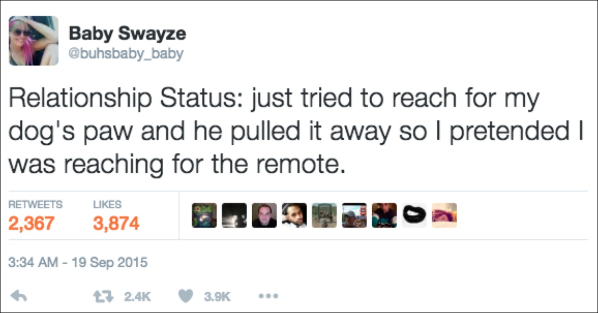 Dating Tweets Are A Reflection Of Single Life
