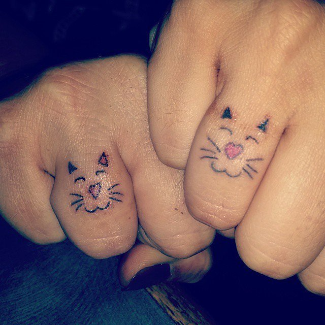 The Sweetest And Most Beautiful Mother Daughter Tattoos You Ve Ever