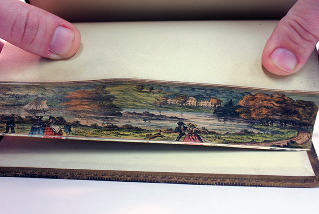 fore edge painting - 01