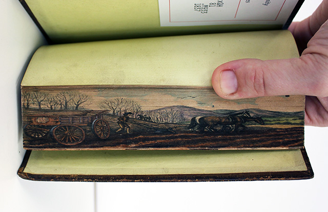 fore edge painting - 04