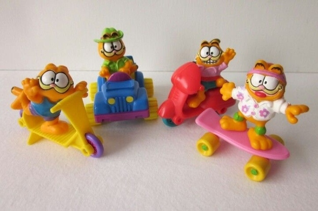 30 Happy Meal Toys That Every 80s And 90s Mckid Wanted