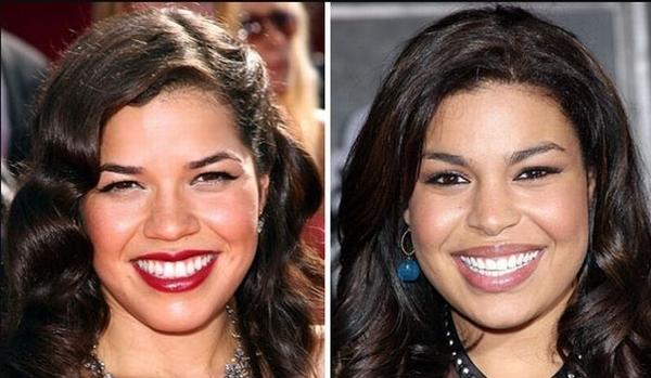 30 celebrities who look exactly like other celebrities