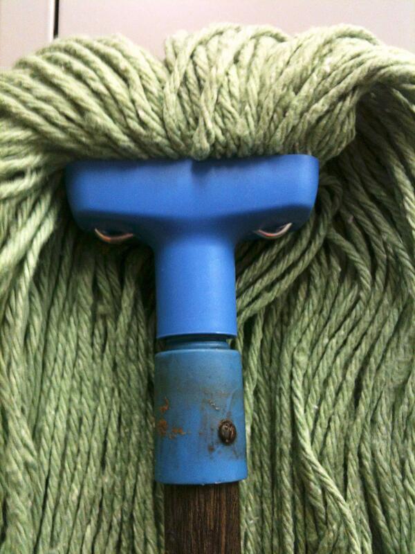 Mop face