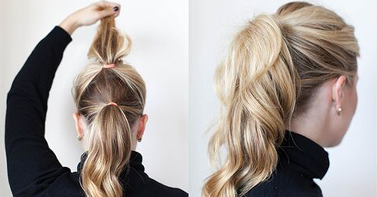 Simple Styles for Long Hair That Don\u0027t Take a Long Time