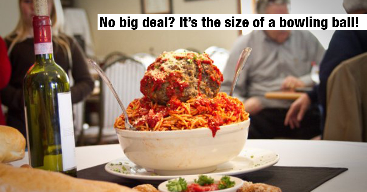 20 Insane Food Challenges That Will Leave You With An