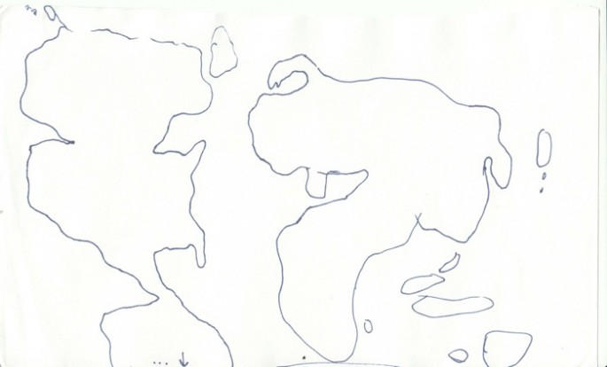 map drawings - 05