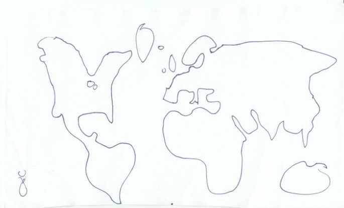 map drawings - 06