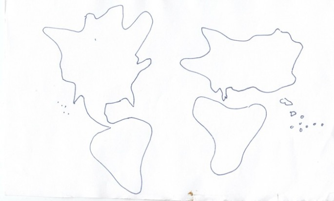 map drawings - 09