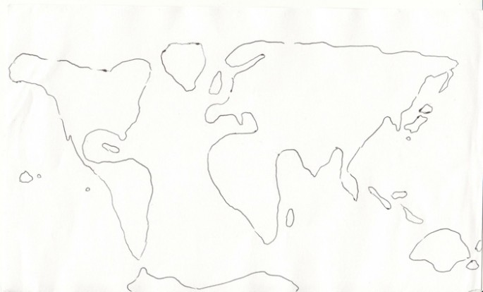 map drawings - 10