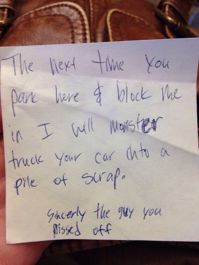40 Of The Most Hilariously Passive Aggressive Notes Ever Left On
