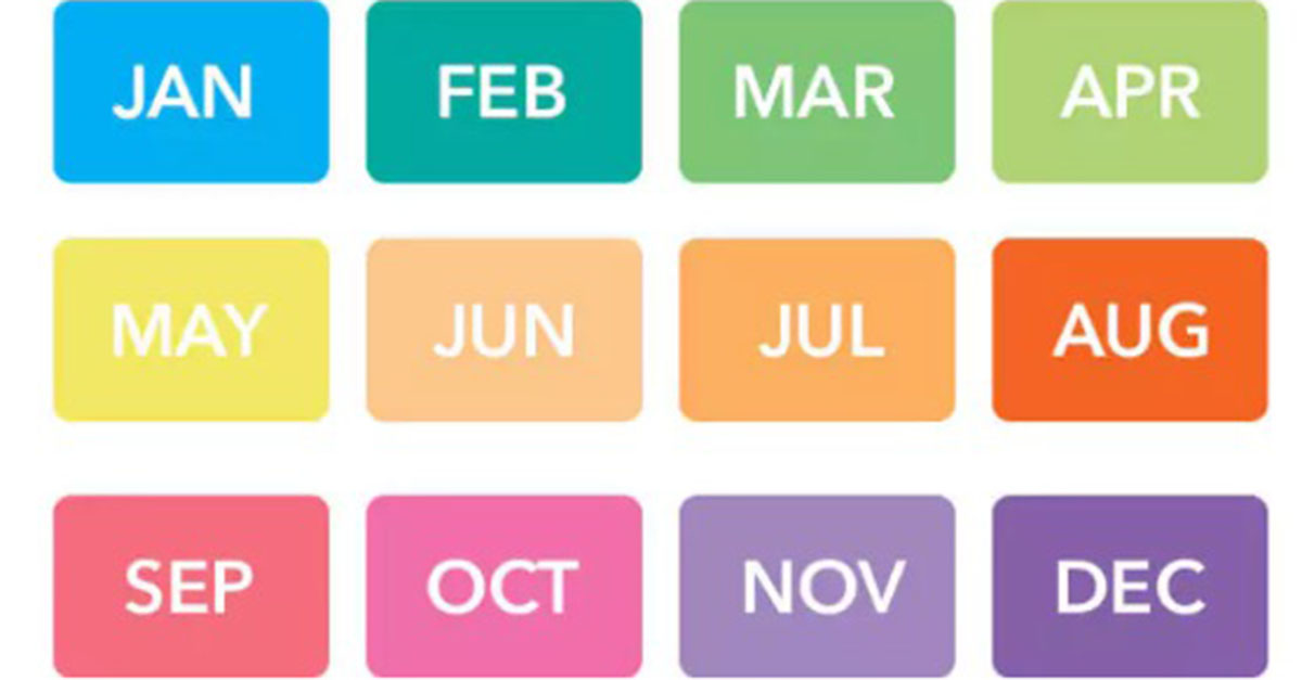 Your Birth Month Can Tell You More About Your Personality