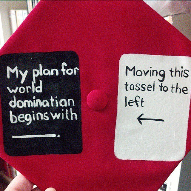 Graduation Cap Clever Girl: 30 Hilarious Graduation Cap Ideas You've Got To See