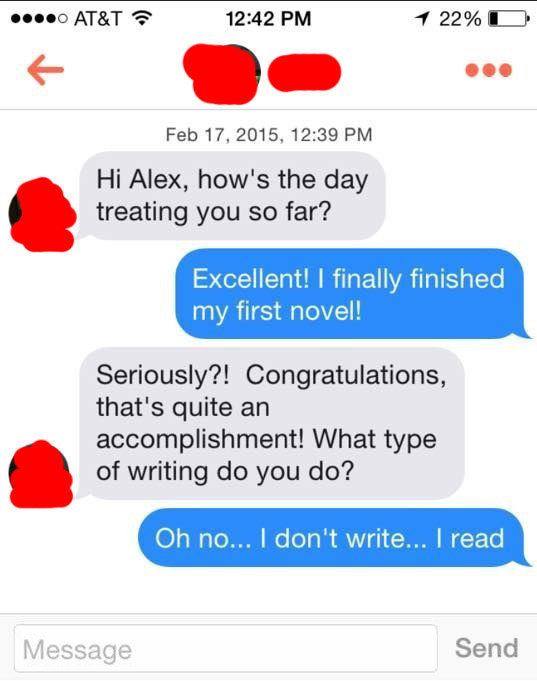 Online Dating Weirdos