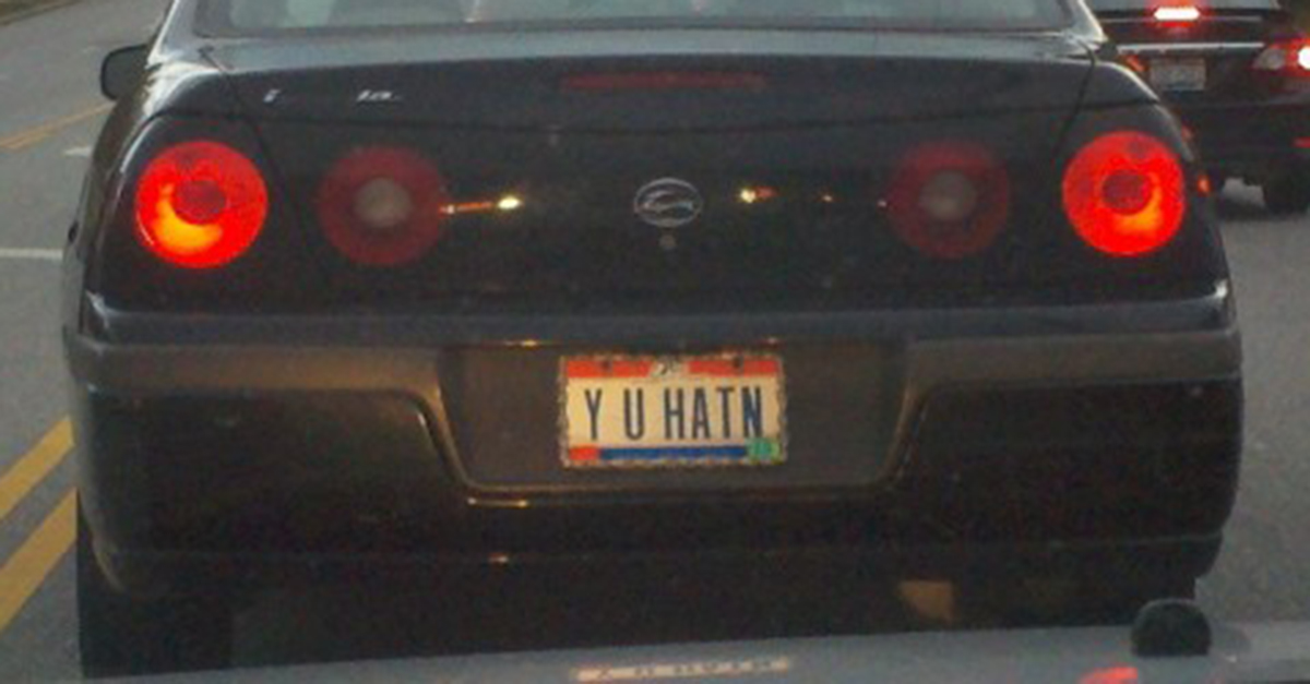 16 Custom License Plates That Are Nothing Short Of