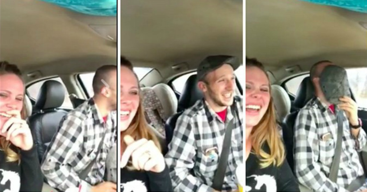 This Couple Just Left Their OBGYN In Tears…and It's HILARIOUS