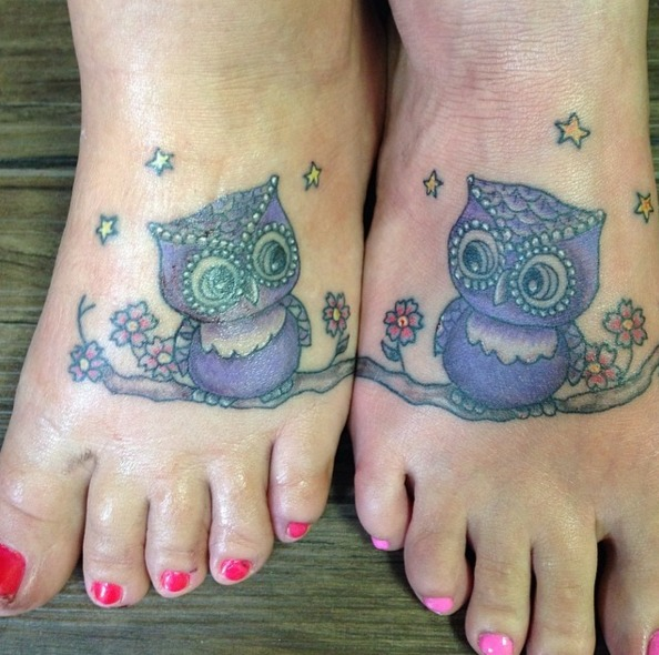 The Sweetest And Most Beautiful Sister Tattoos Youve Ever Seen 22