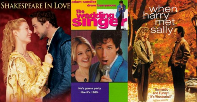 The Definitive Ranking of the Top 25 Best Romantic Comedies of All Time
