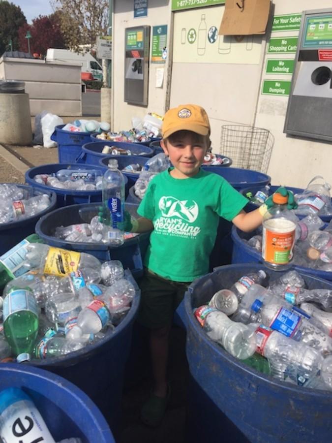 Resultado de imagen de ryan hickman recycling