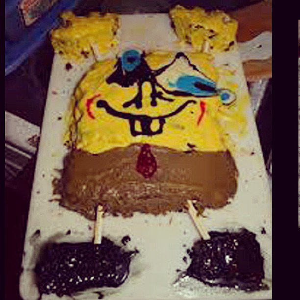 35 Hilarious Birthday Cake Fails That Will Make You Wonder If They
