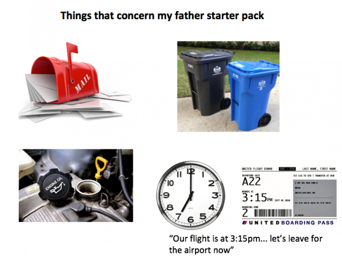 19 Starter Packs That Are Hilariously Relatable 22 Words