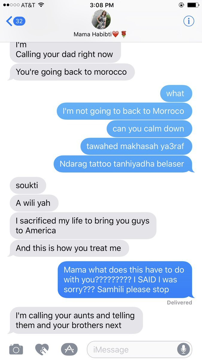 Teenager Plays Hilarious Prank On Her Muslim Mom, But It Backfires ...
