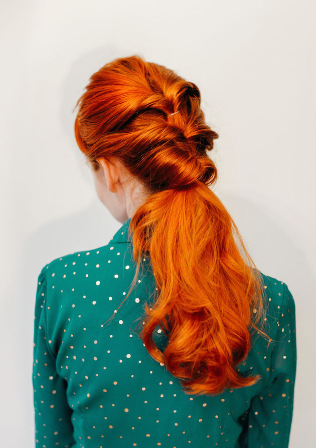 20 Simple Styles For Long Hair That Don T Take A Long Time