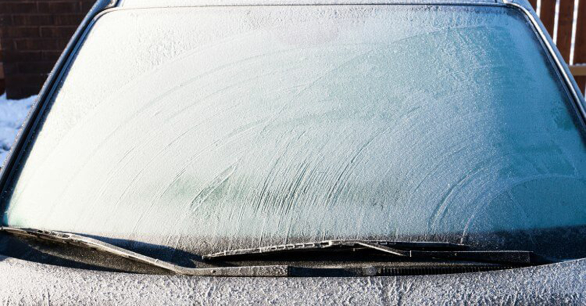 Morgen - Defrost Your Windshield in SECONDS!